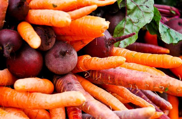 Raw Food: Carrots