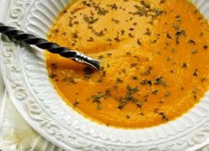 Raw Food Recipes: Tomato Soup