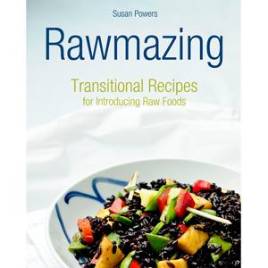Rawmazing Transitional Recipes E-Book