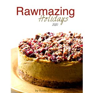Rawmazing Holiday Recipes E-Book