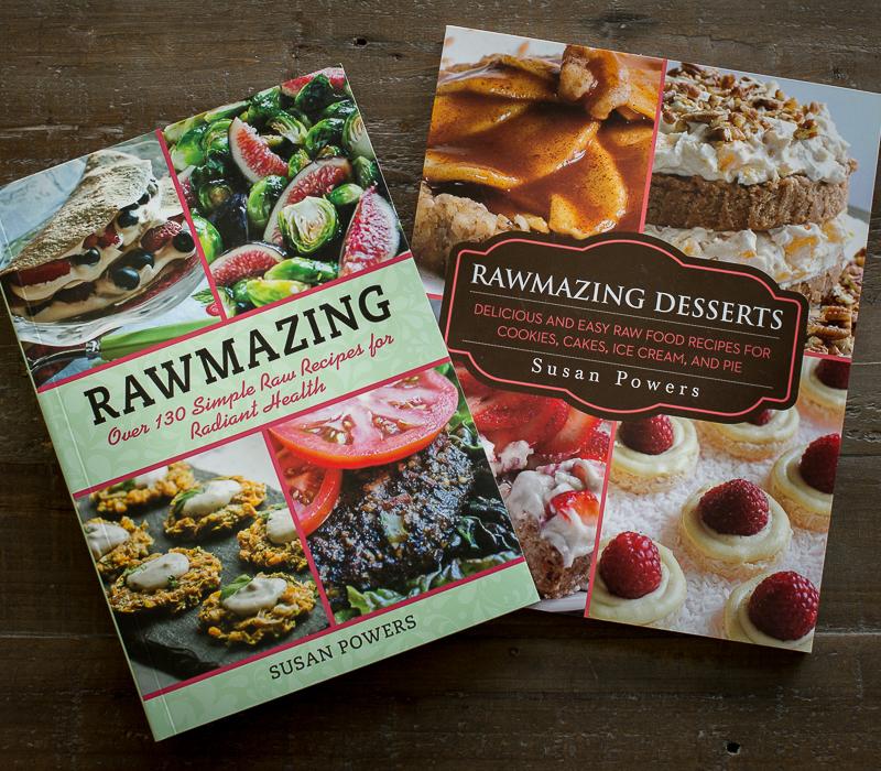 Giveaway! Rawmazing.com