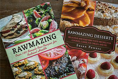 Rawmazing Cookbook Give-Away!
