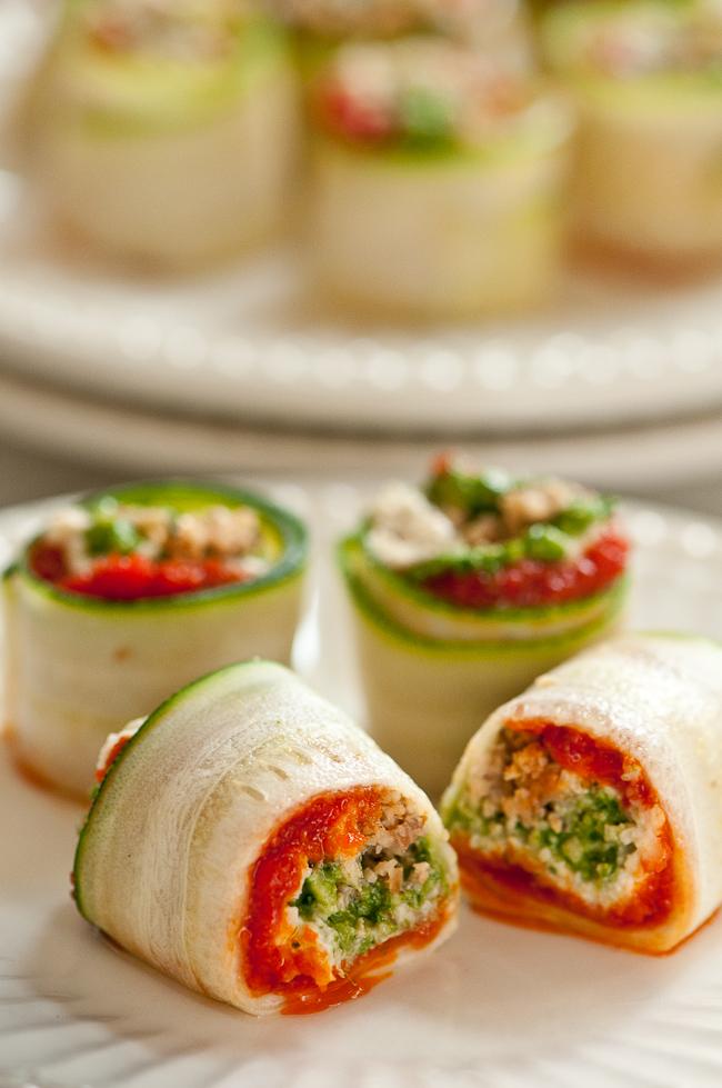 Raw Vegan Lasagna Rolls @Rawmazing.com