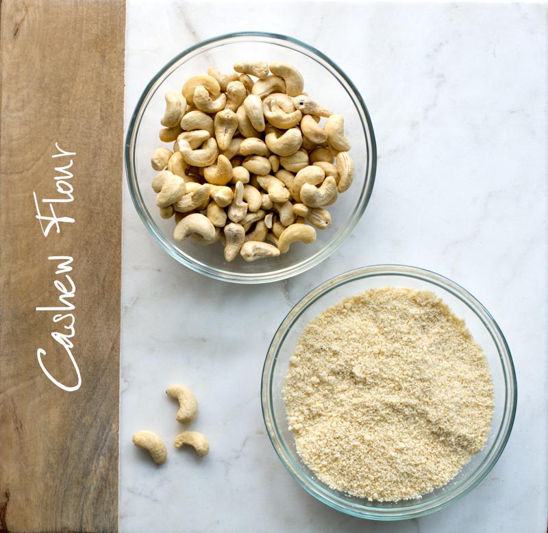 How to make Cashew Flour at Rawmazing.com