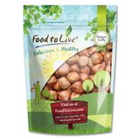 Organic Raw Hazelnuts