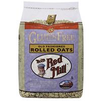 Gluten-Free Whole Grain Rolled Oats
