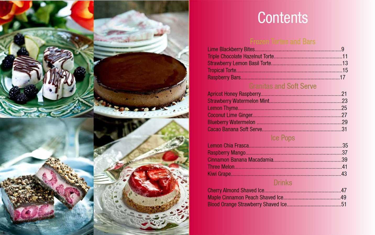 Frozen Desserts Excerpt