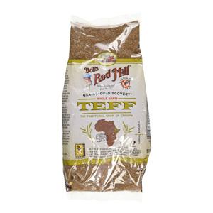 Teff, Whole Grain