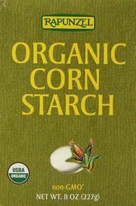 Organic, Non-GMO Corn Starch